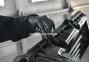 Перчатки нитриловые оптом SafeTouch Advanced, черные (100 шт.) 1