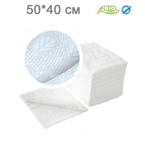 Полотенца одноразовые BIO-ECO 50*40 см,