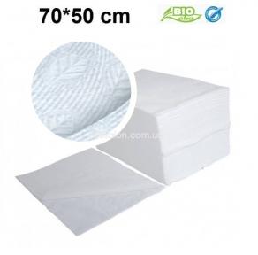 Полотенца одноразовые BIO-ECO 70*50 см,