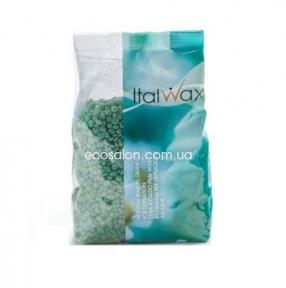 Воск горячий в гранулах, ItalWax, Азулен (1 кг)