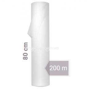 Простыни одноразовые белые 0,8*200 м, MED Pro  (20 г/м2), СММС