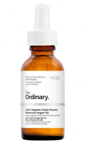 100% Organic Cold-Pressed Moroccan Argan Oil | Марокканское аргановое масло холодного отжима, The Ordinary | (30 мл)