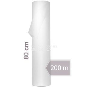 Простыни одноразовые белые 0,8*200 м, MED Basic (15 г/м2), СММС