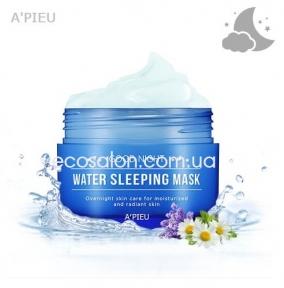 Ночная увлажняющая маска с березовым соком, A'Pieu (110 мл) / Good Night Water Sleeping Mask