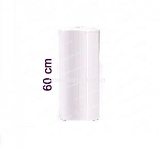 Простыни 0,6*500 м, спанбонд (20 г/м2), белый