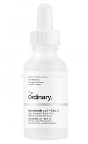 TheO.| Cыворотка для проблемной кожи с цинком | Niacinamide 10% + Zinc 1% (30 мл), The Ordinary