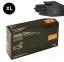 N | Перчатки XL нитриловые черные Nitrylex Basic (100 шт.),  Mercator Medical